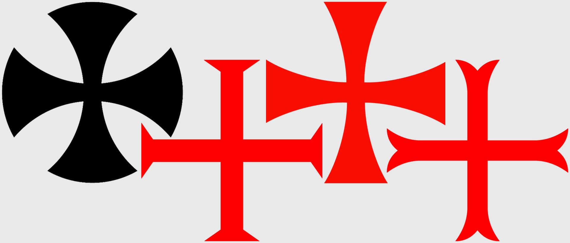 тамплиерских крестов картинки